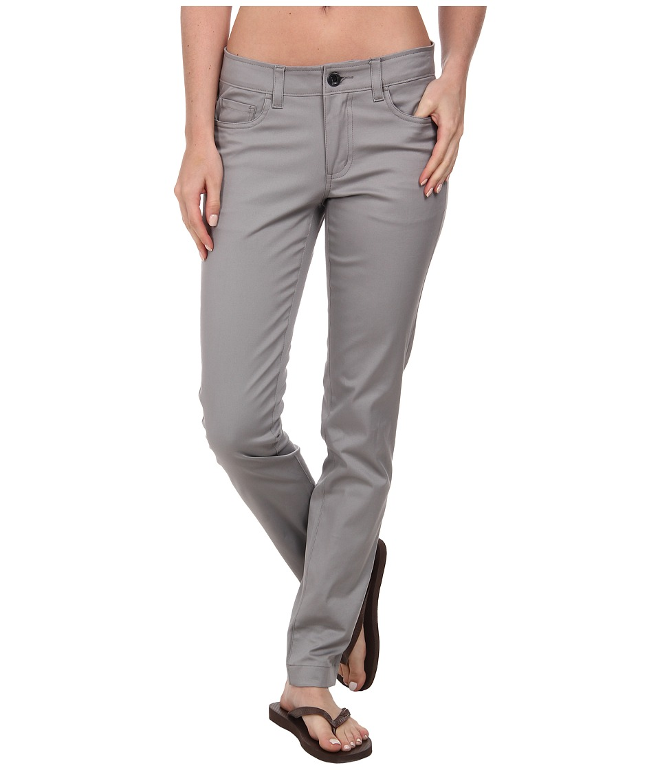 Black Diamond - Stretch Font Pants (Nickel) Women's Casual Pants