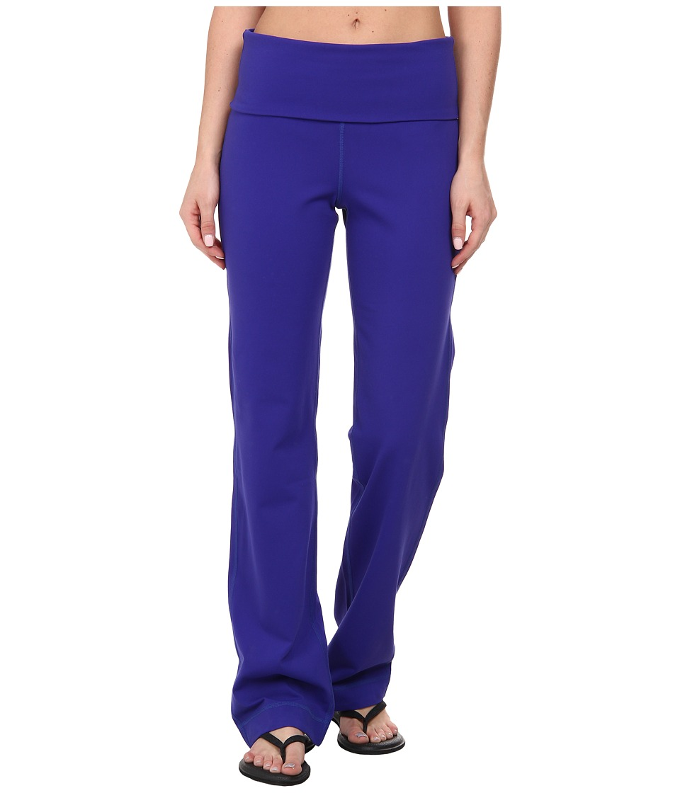 Black Diamond - Southern Sun Pants (Spectrum Blue) Women's Casual Pants
