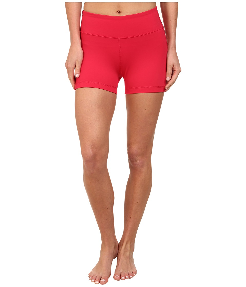 Black Diamond - Levitation Shorts (Rose Red) Women's Shorts
