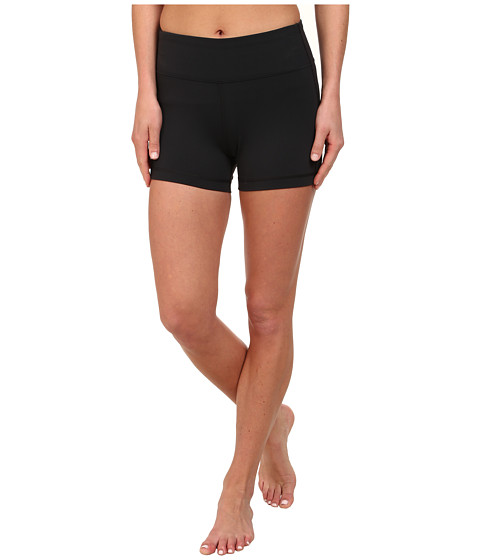 Black Diamond - Levitation Shorts (Black) Women's Shorts