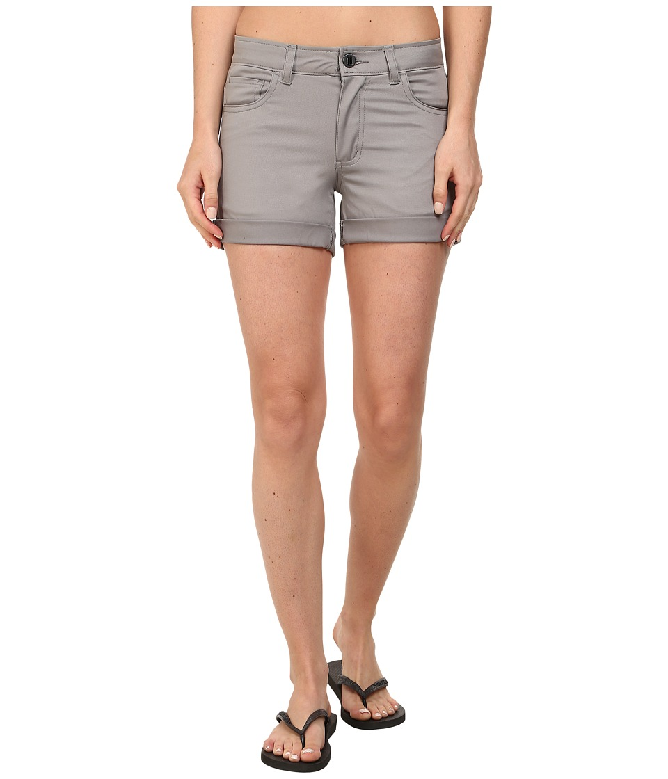 Black Diamond - Stretch Font Shorts (Nickel) Women