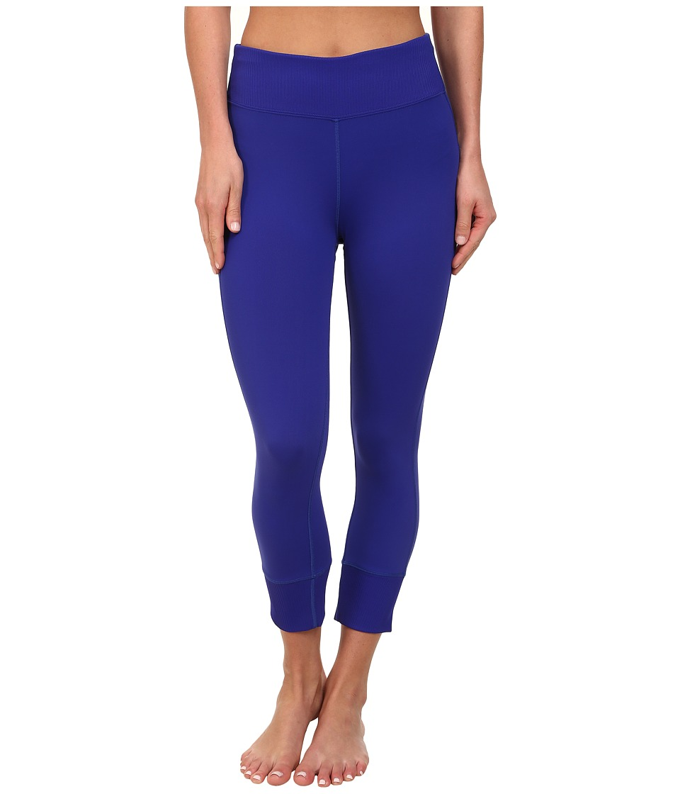 Black Diamond - Levitation Capris (Spectrum Blue) Women's Capri