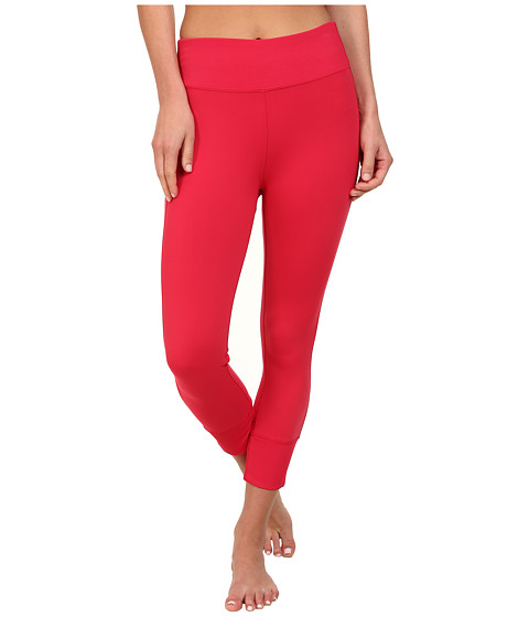Black Diamond - Levitation Capris (Rose Red) Women