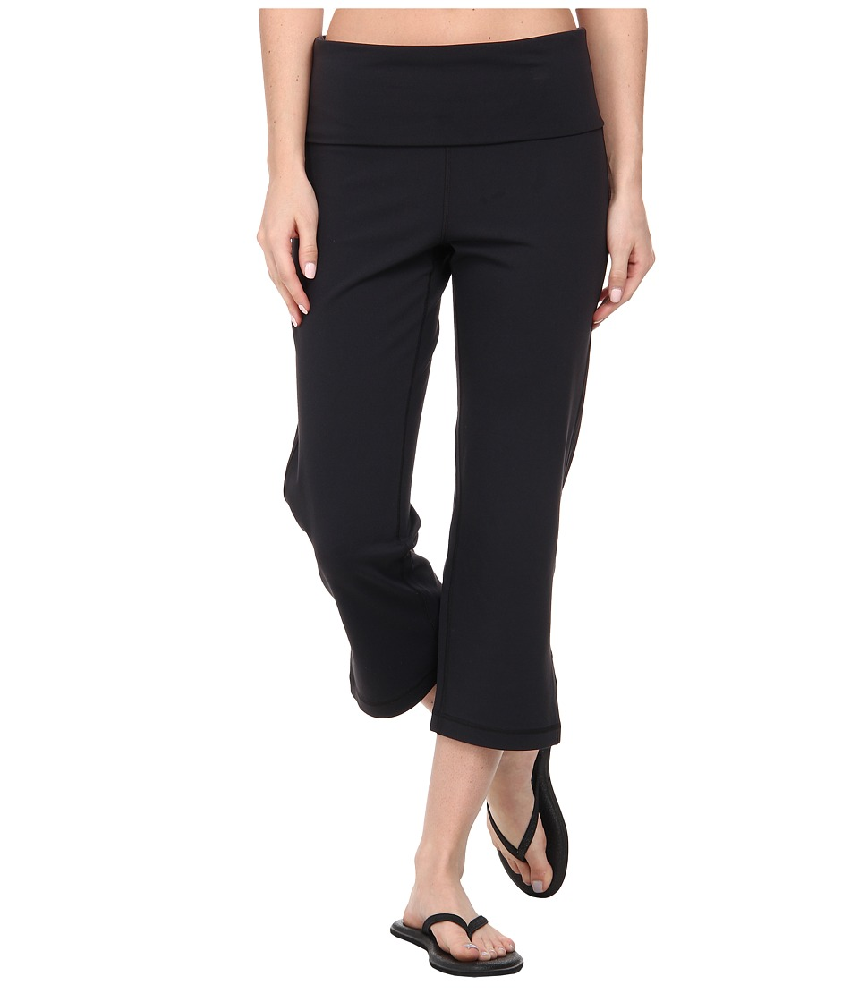 Black Diamond - Southern Sun Capris (Black) Women's Capri