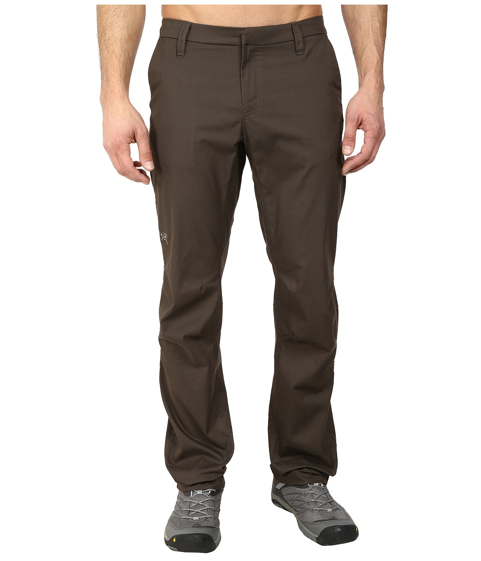 Arc'teryx - A2B Chino Pant (Cast Iron) Men's Casual Pants