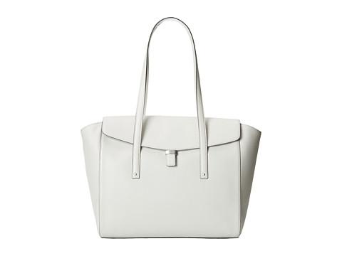ECCO - Felicity Tote (Shadow White) Tote Handbags