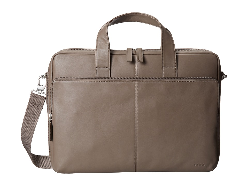 ECCO - Foley Laptop Bag (Stone) Computer Bags