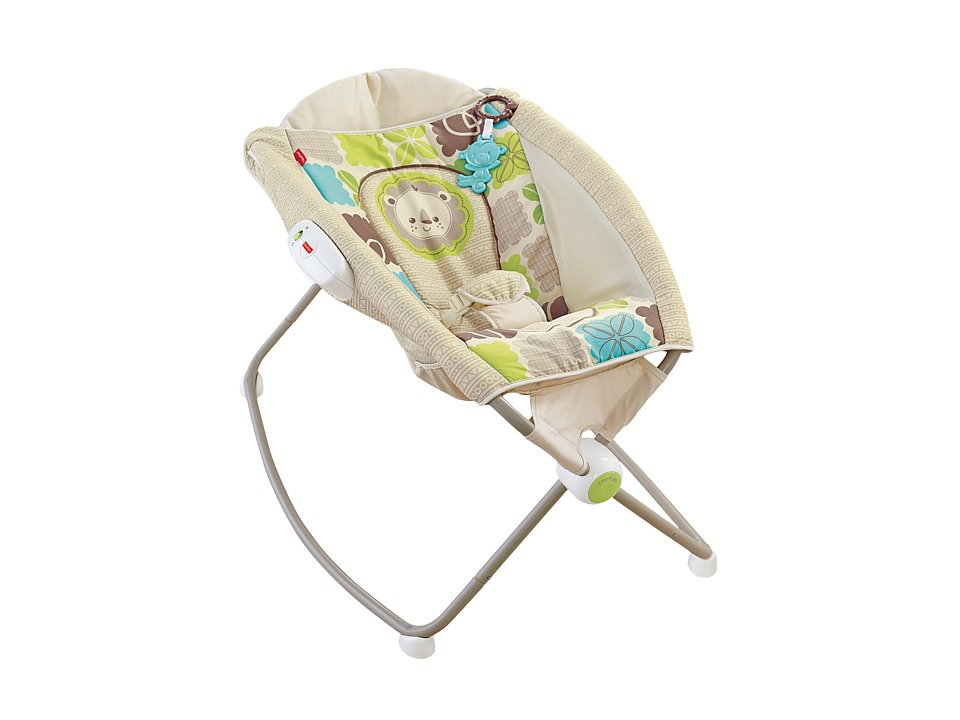 Fisher Price - Newborn Rock 'n Play Sleeper- Signature Style (Neutral) Accessories Travel