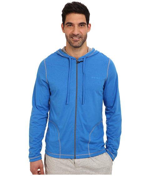 2(X)IST - Core Two-Tone Jacket (Pro Blue) Men's Sweatshirt