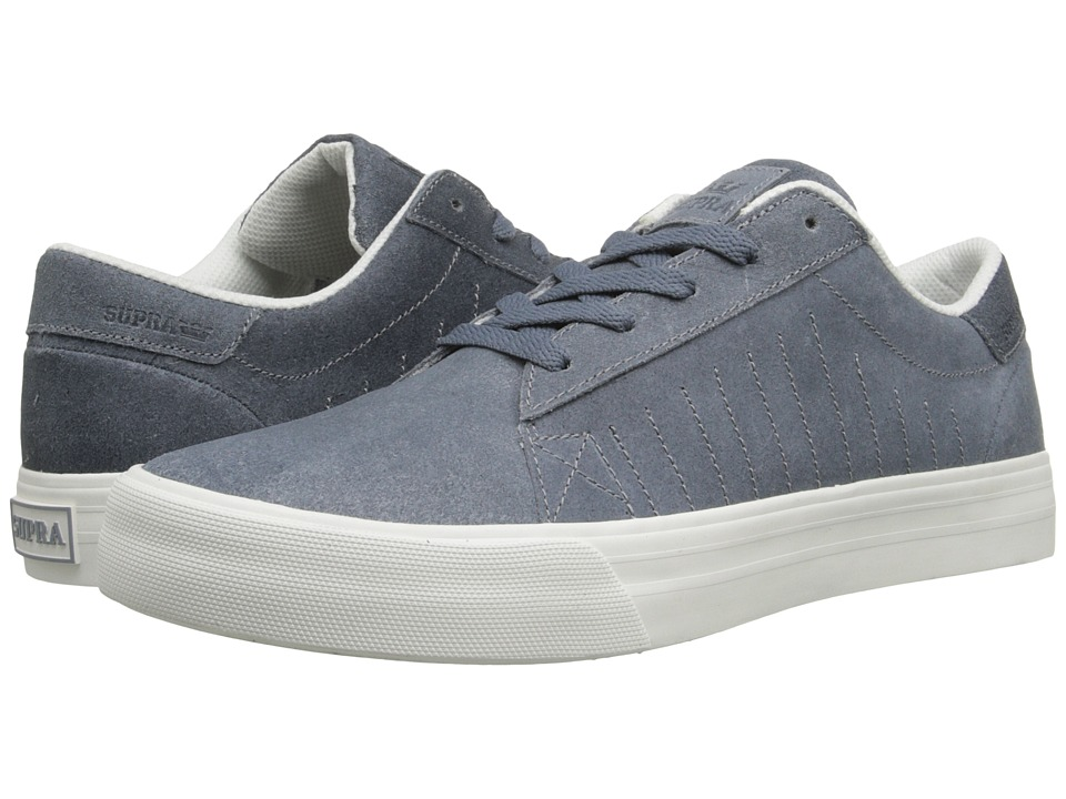 Supra - Belmont (Slate Blue/White) Men's Shoes