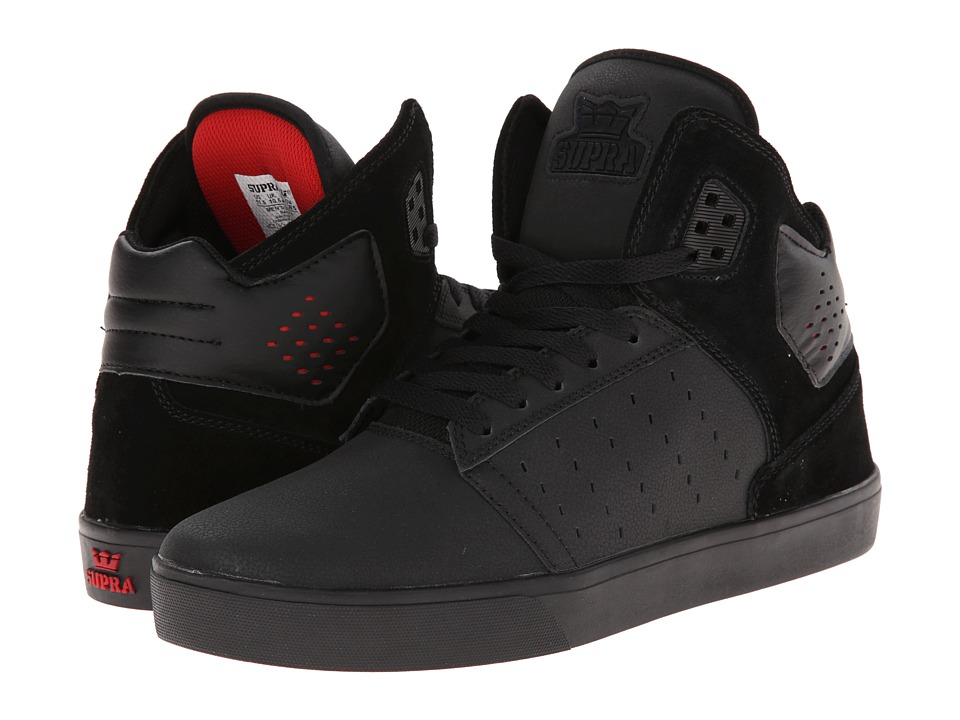 Supra - Atom (Black/Black) Men's Skate Shoes