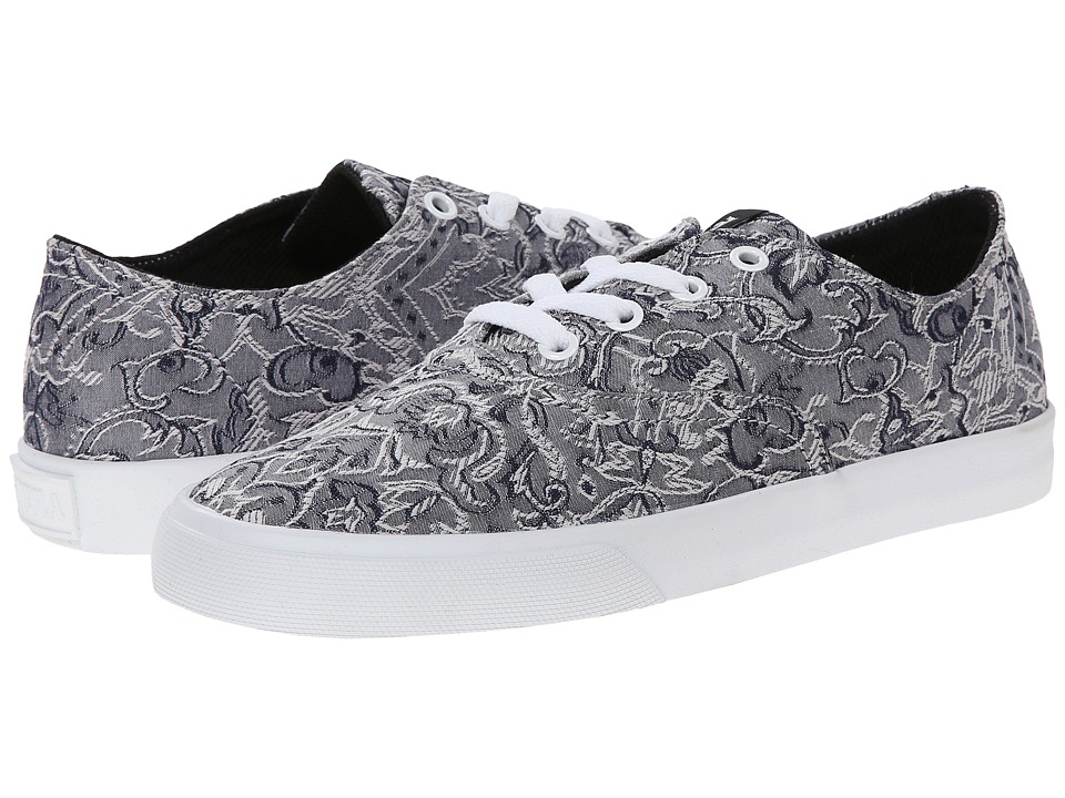 Supra - Wrap (Grey/Pattern/White) Women's Skate Shoes