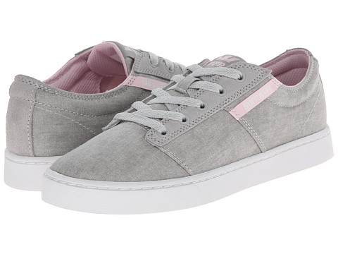 Supra - Stacks II (Grey/White) Women