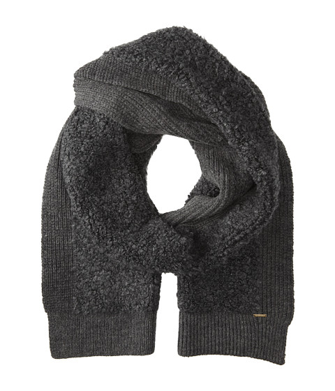 Diesel - Monst-Scarf Scarf (Dark/Grey) Scarves