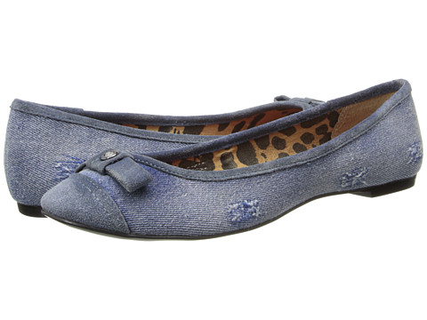 Diesel - Windo Micky (Indigo) Women's Flat Shoes