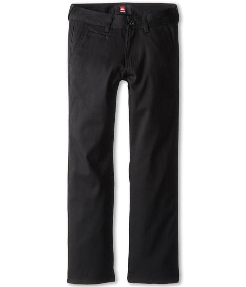 Quiksilver Kids - Union Pant (Big Kids) (Black 1) Boy