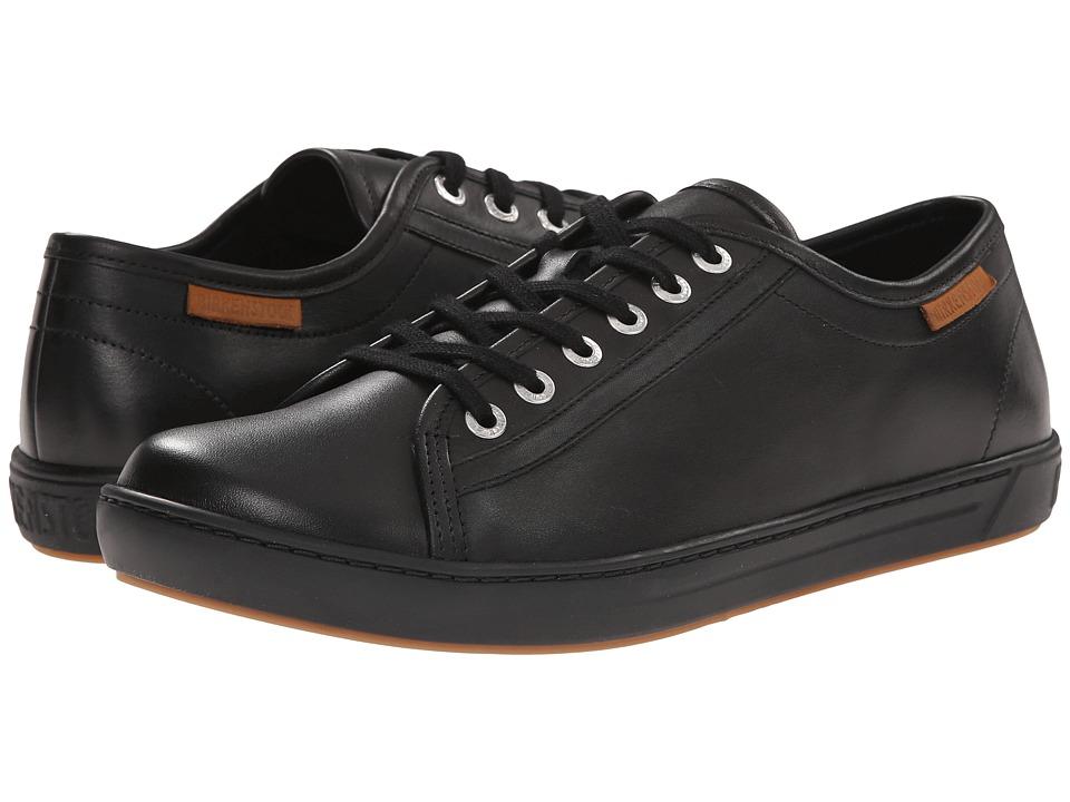 Birkenstock - Arran (Women's) (Black Leather) Women's Lace up casual Shoes
