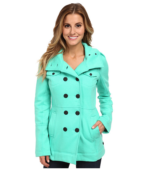 Hurley - Winchester Fleece Jacket (Menta) Women