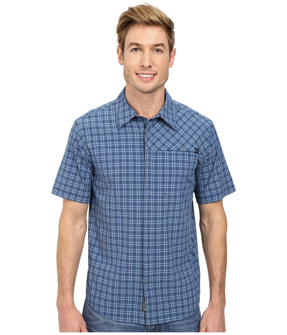 Outdoor Research - Astroman S/S Shirt (Dusk) Men's Short Sleeve Button Up