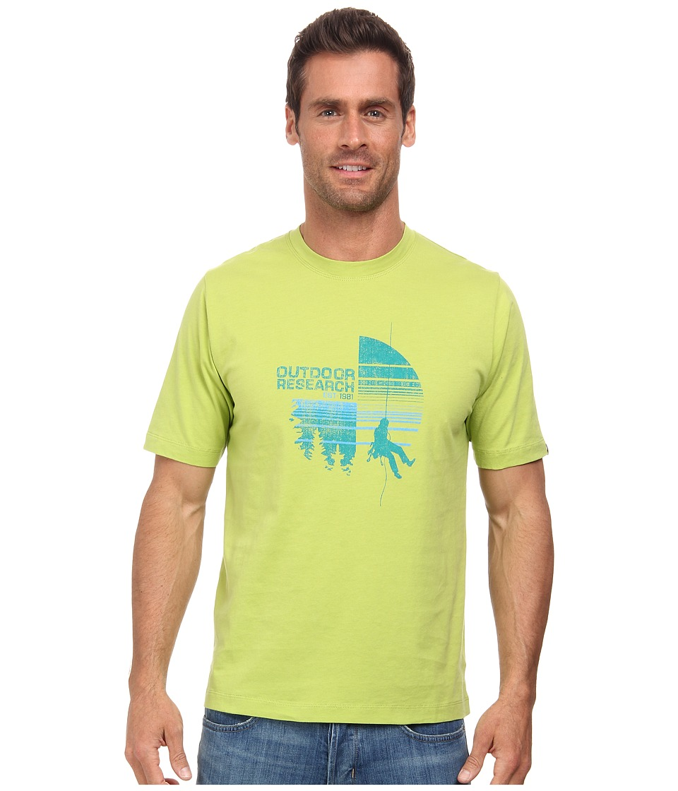Outdoor Research - Descender Tee (Palm) Men's T Shirt