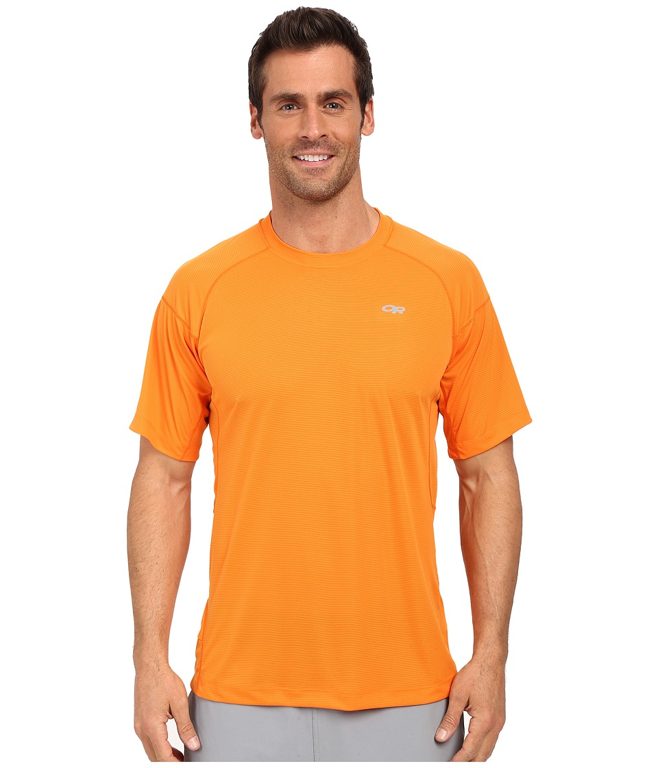 Outdoor Research - Echo Tee (Bengal/Diablo) Men's Short Sleeve Pullover