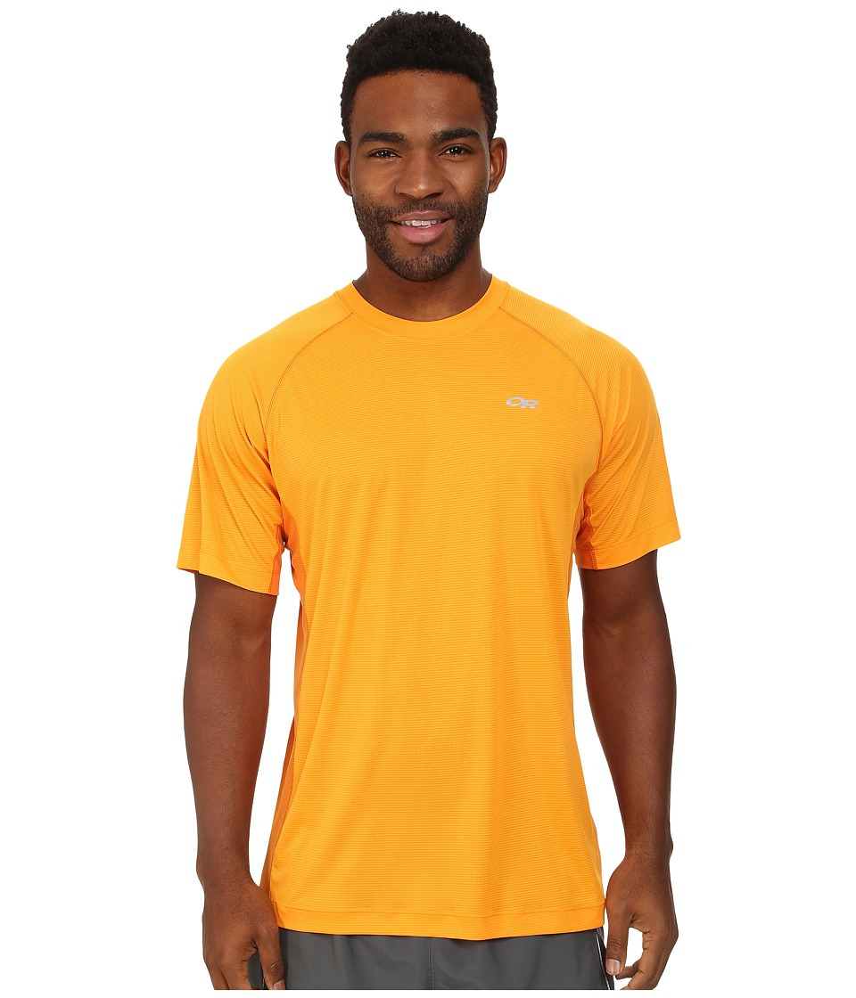 Outdoor Research - Echo Duo Tee (Supernova/Bengal) Men's Short Sleeve Pullover