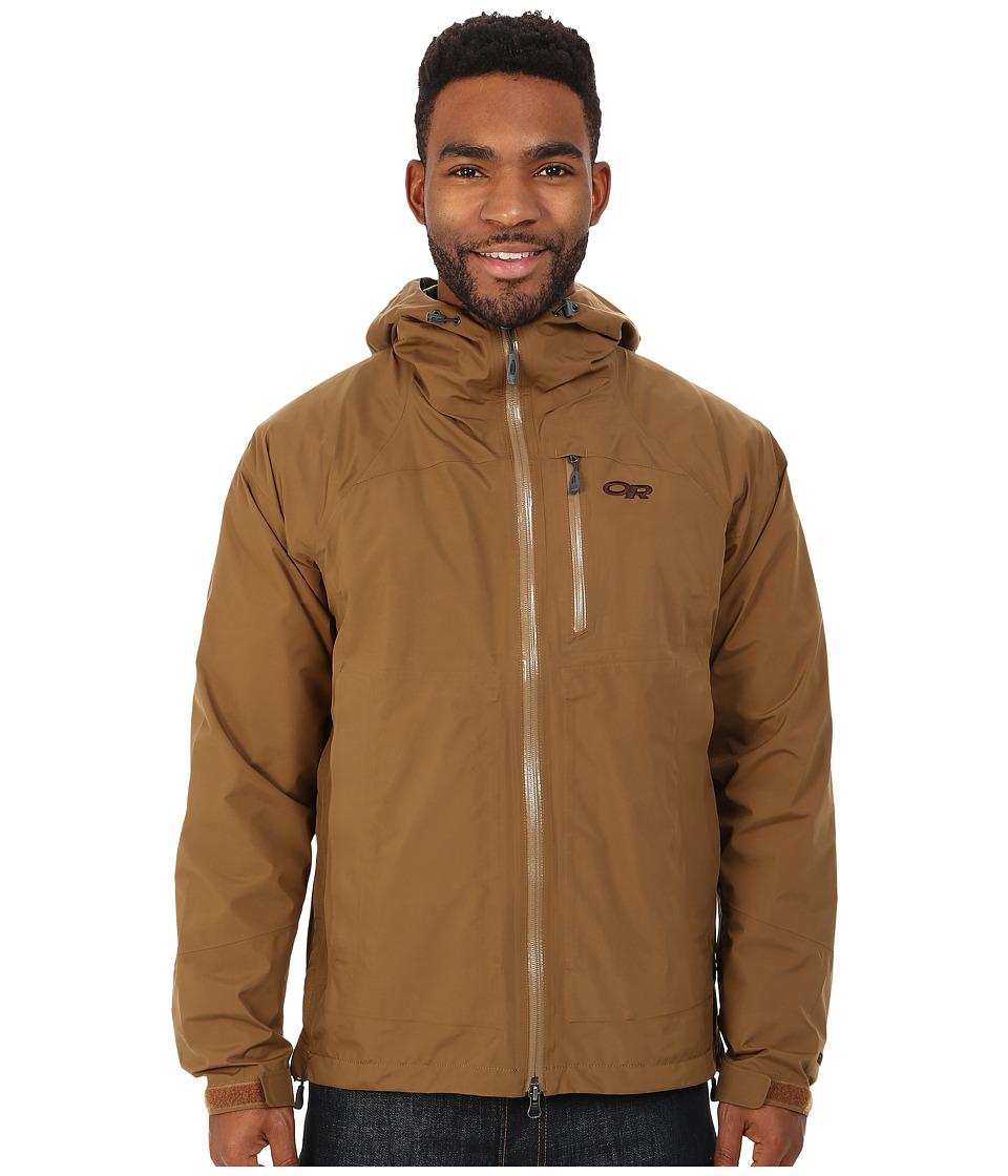 Outdoor Research - Foraytm Jacket (Coyote) Men's Coat