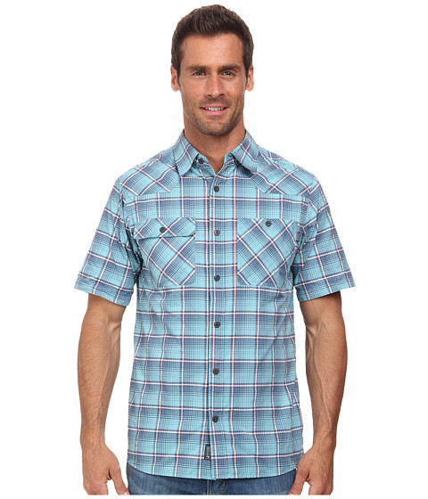Outdoor Research - Growler S/S Shirt (Ice) Men's Clothing