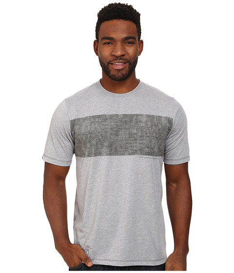 Outdoor Research - Roundhouse Tech Tee (Silver Heather) Men