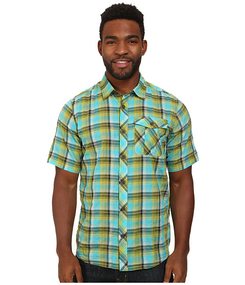 Outdoor Research - Jinx S/S Shirt (Palm) Men's Clothing