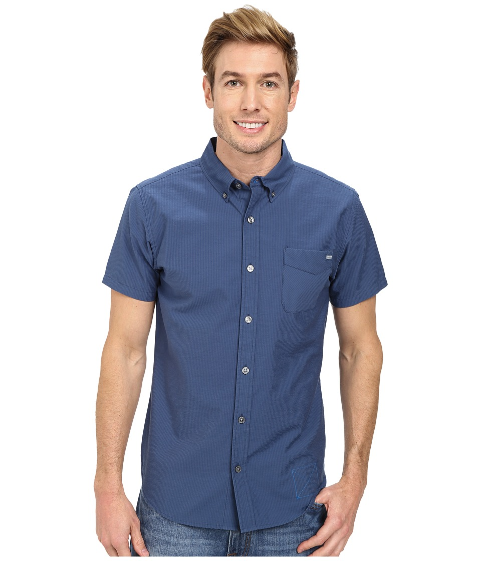 Outdoor Research - Tisbury S/S Shirt (Dusk) Men's Short Sleeve Button Up
