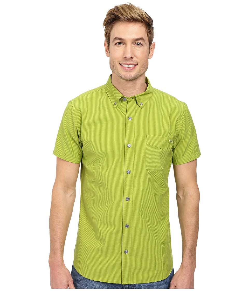 Outdoor Research - Tisbury S/S Shirt (Palm) Men's Short Sleeve Button Up