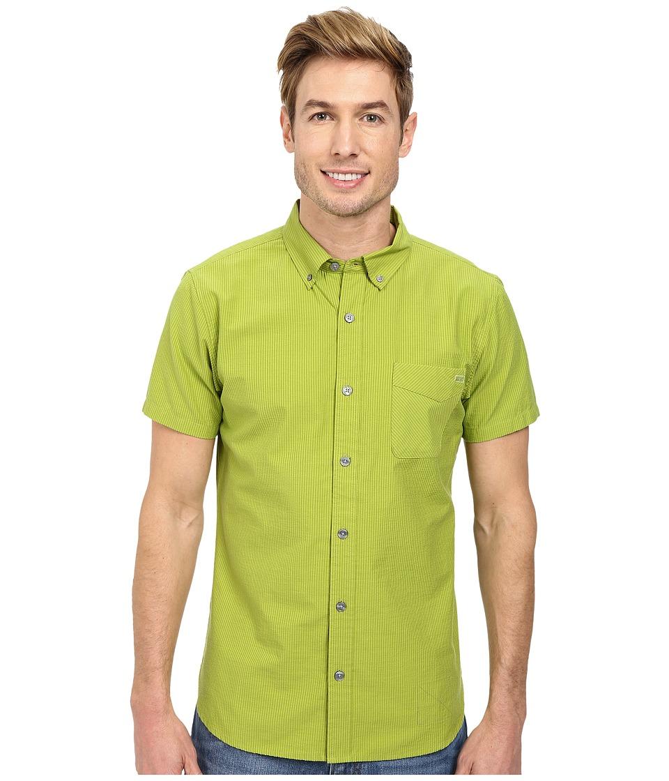 Outdoor Research - Tisbury S/S Shirt (Palm) Men's Short Sleeve Button Up