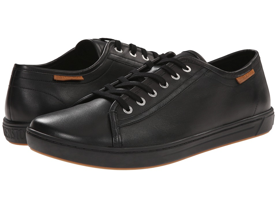 Birkenstock - Arran (Men's) (Black Leather) Men's Lace up casual Shoes