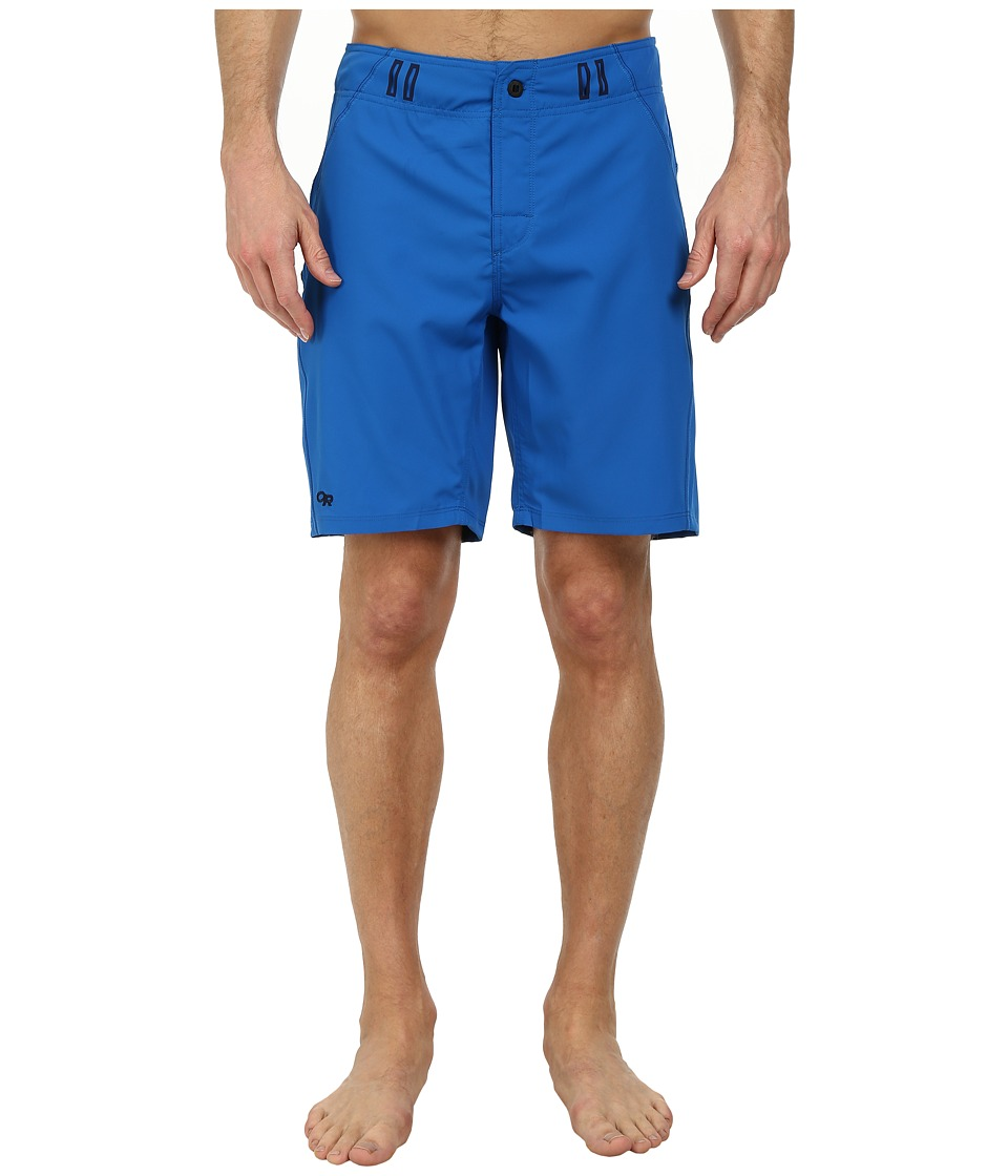 Outdoor Research Backcountry Boardshorts (Glacier/Hydro) Men