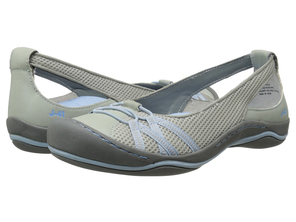 J-41 - Pear (Grey/Stone Blue) Women's Shoes