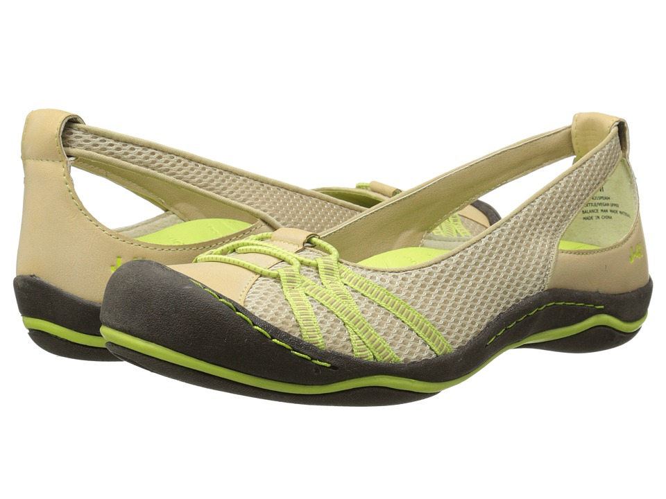 J-41 - Pear (Tan/Guava) Women's Shoes
