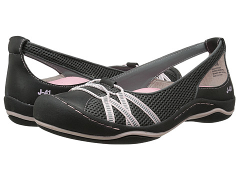 J-41 - Pear (Charcoal/Pink) Women's Shoes