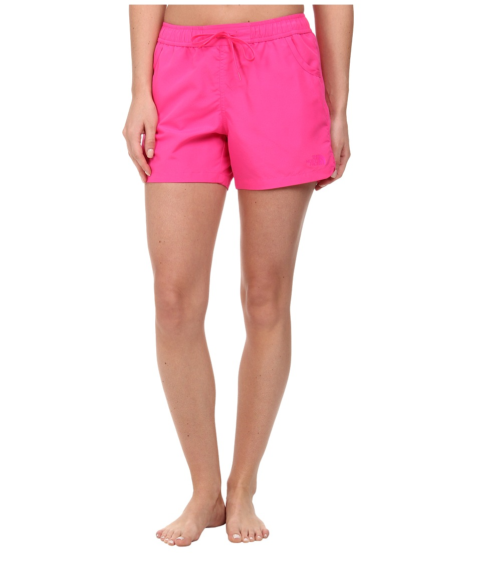 The North Face - Class V Water Short (Glo Pink) Women's Swimwear