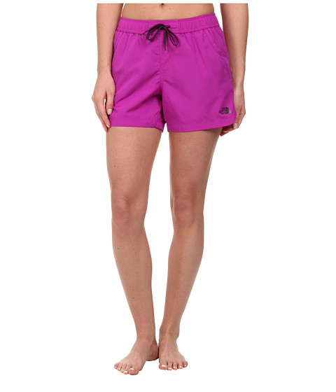 The North Face - Class V Water Short (Magic Magenta) Women's Swimwear
