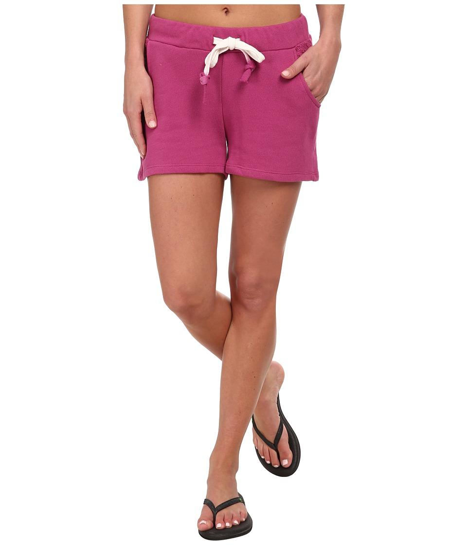 Life is good - Terry Shorts (Fresh Raspberry) Women