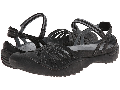 J-41 - Peyton (Black) Women's Shoes