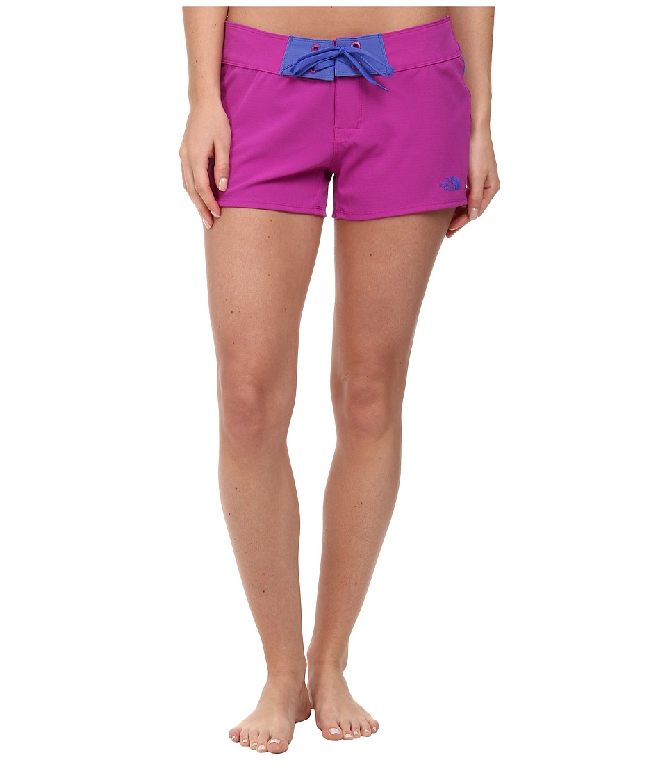 The North Face - Pacific Creek Boardshort (Magic Magenta) Women's Swimwear