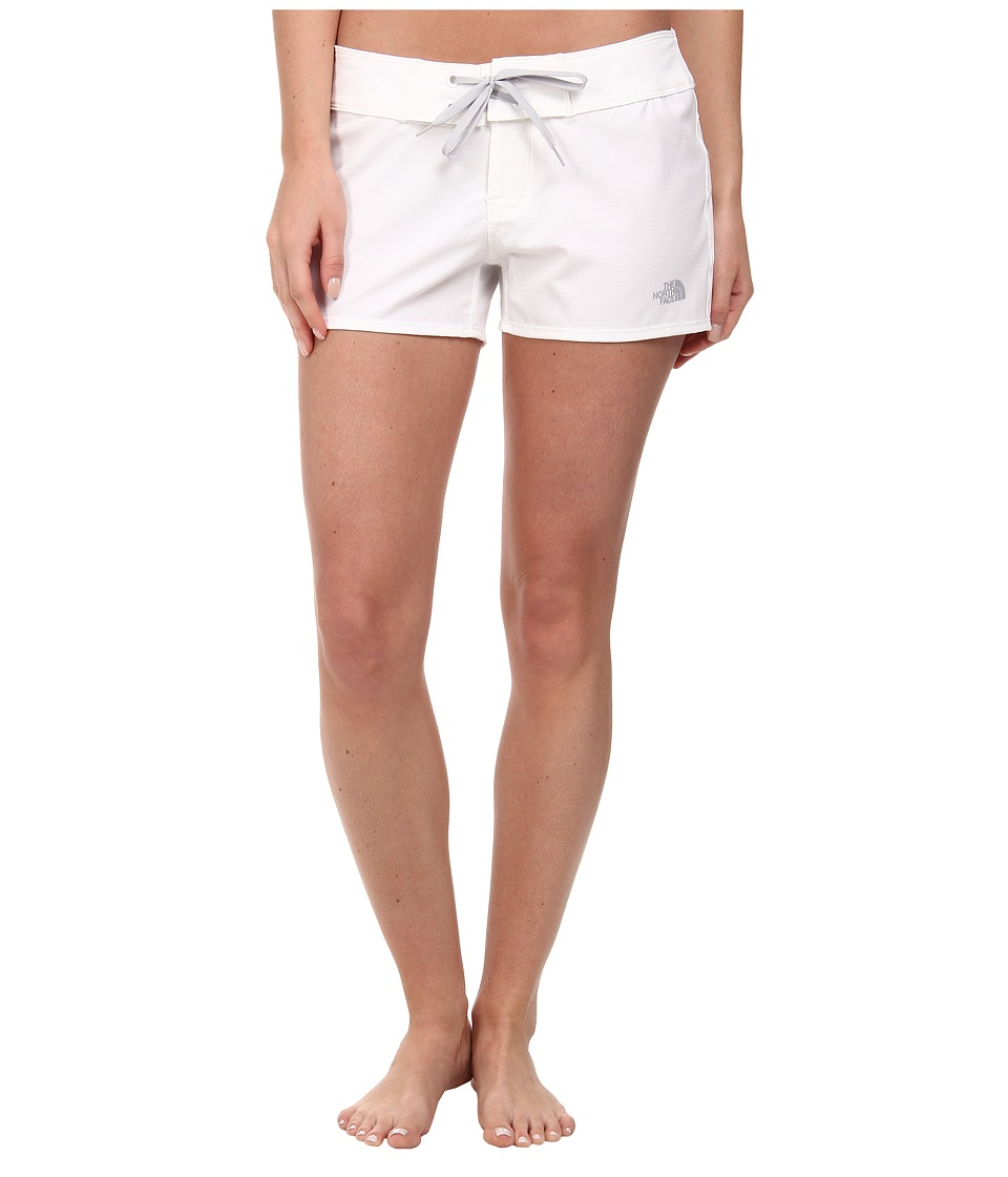 The North Face - Pacific Creek Boardshort (TNF White) Women's Swimwear