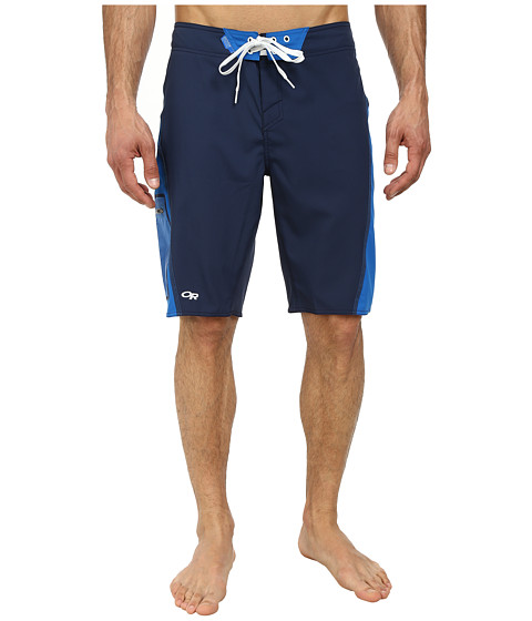 Outdoor Research - Lunch Counter Boardshorts (Night/Glacier) Men