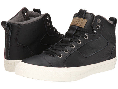 Converse - Chuck Taylor All Star Asylum Mid (Black/Egret) Shoes