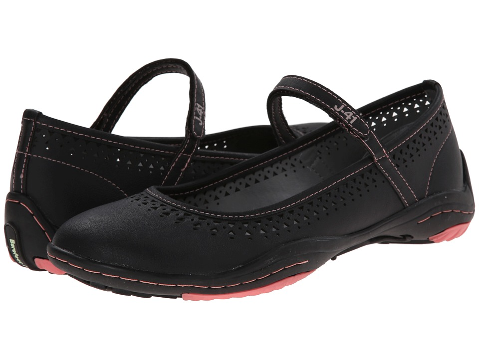 J-41 - Milan - Barefoot (Black) Women's Shoes