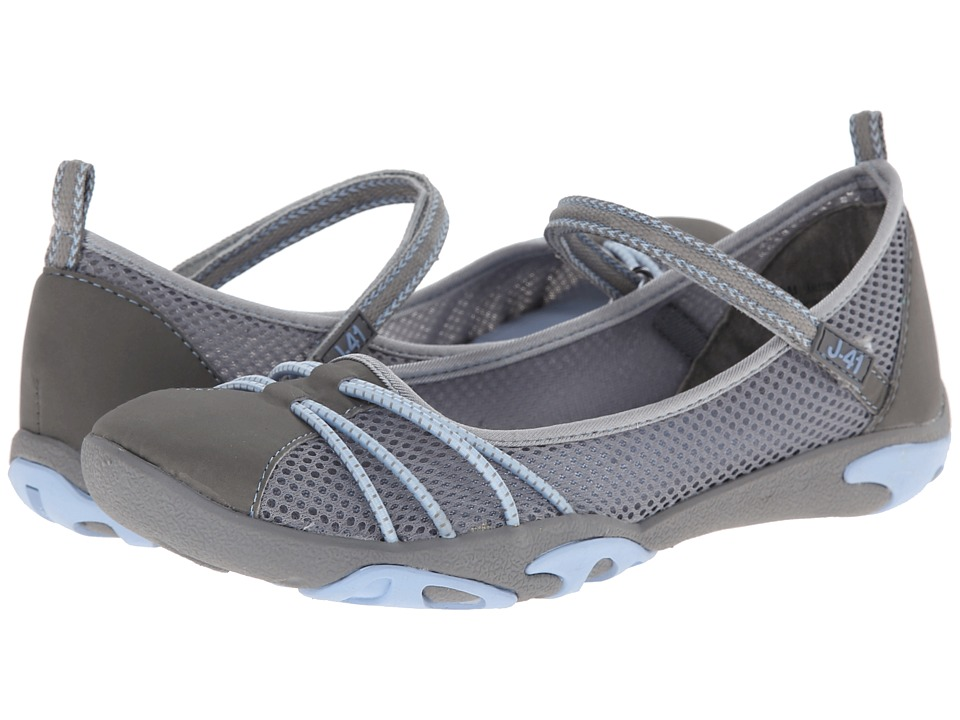 J-41 - Titan - Hydro Terra (Light Grey/Stone Blue) Women
