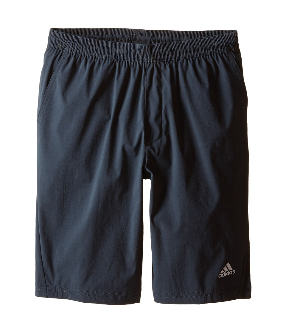 adidas Kids - Boys' Andy Murray Barricade Bermuda (Little Kid/Big Kid) (Dark Grey) Boy's Shorts