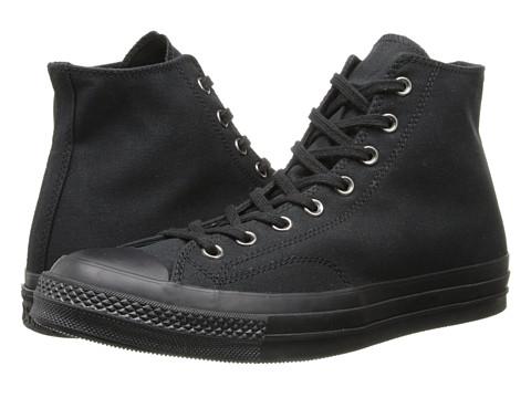 all black converse 70